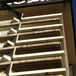 Exterior Facade crumbling 2