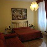 Room 114 hotel Agli Artisti Venice