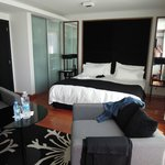 Our room (terrace suite)