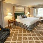 Hanover Inn Guest Room