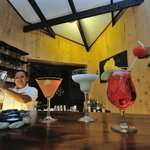 Rogelio, our bar man