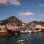 The Tiki Hut in Little Bay