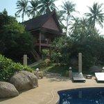 couples' villa
