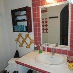"""Knusse badkamer met douche on """"Le Summit"""""""