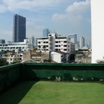 Golf on the Roof (bring your own clubs!)