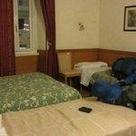 Quaduple room #16
