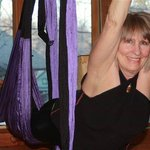 Private trapeze Yoga classes available.