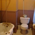 Bathroom in Marian's room