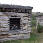 Jail at Bannack
