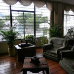 Living de Casa Quito