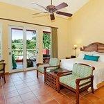 Garden Villa's Master Bedroom