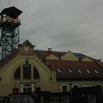 Sutoris - shaft and hotel