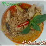 Chicken Masaman Curry