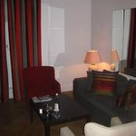 Brown's Hotel - Deluxe Room - seating area