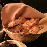 turkish bread & tapenade