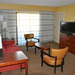 Suite 342 main room