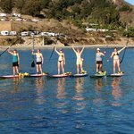 Everyone Loves Paddleboarding!