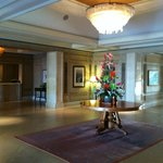 the lovely lobby