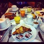 minima parte della colazione :)