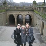 Our adventure through the Central Park tunnel
