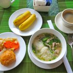 Loved the Khmer power breakfast.