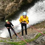Canyoning-Quebec