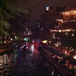 Riverwalk on New Years Eve