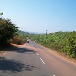 Road to Mandrem
