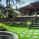 Bali Villa Ubud Entrance