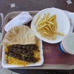 Grilled Kofta Meal