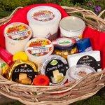 a basket of Maleny goodness