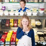 Everyone enjoys great tasting yoghurt at Maleny Cheese Cafe