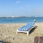Perfect beach area