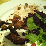 foie gras already half-eaten : )