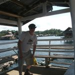 day-asan floating village & me