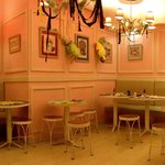 the pink room, function room for 30 pax