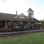 the station and its old world charm