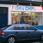 Good busy neighbourhood chippie