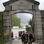 Porta de la ciudadela