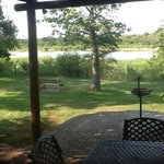 View from the stoep, Lower Sabie, KNP