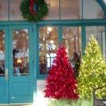 Front Doors Christmas 2012
