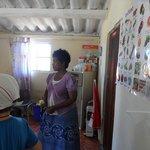 @ Isiseko Educare Centre, Mfuleni with the wonderful Mama Zoliswa Siko