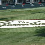 One of the three golf courses - Tiger Woods played here 2 weeks after we left