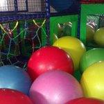 Big ball bounce!