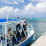Isoke dive boat