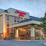 Hotel Exterior- Welcome to the Hampton Inn Kingsport!