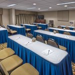Meeting Space, accomodating up to 40 people, at our Hampton Inn Kingsport