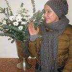 Всегда живые цветы :)