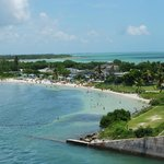 A View of Bahia Honda from the Old bridge