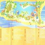 Map of village - Club Med Cancun